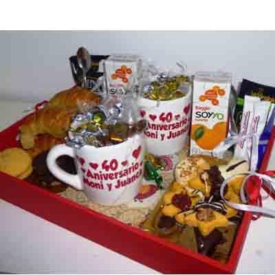 Desayuno de Aniversario | Desayuno por Aniversario - Cod:DSP28