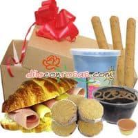 Regalos para conquistar | Desayuno para amigo - Cod:DSV02