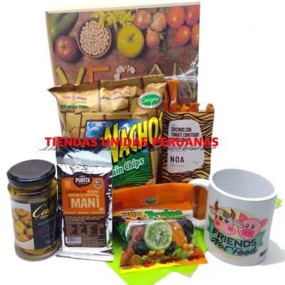 Desayunos Light | Desayuno Snacks | Desayunos en Peru - Cod:DVV01