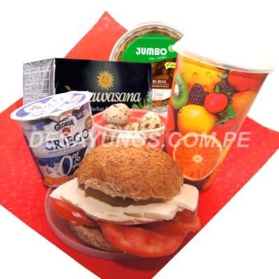 Desayuno Organic - Cod:DVV10
