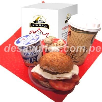 Desayunos Light Delivery | Desayuno Fresco - Whatsapp: 980-660044