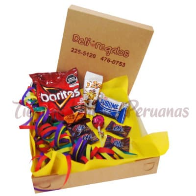 Happy Box 02 - Cod:DYR02