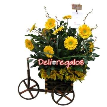 Arreglos Florales para Enamorar | Arreglo de Flores  - Cod:AGF12