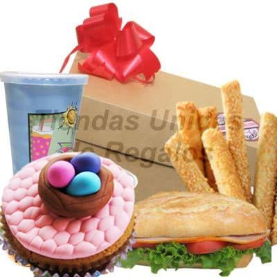 Desayuno para Pascua | Regalos de Pascuas - Cod:EAS01