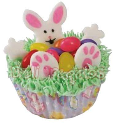 Regalos para Pascuas - Cupcakes - Cod:EAS06