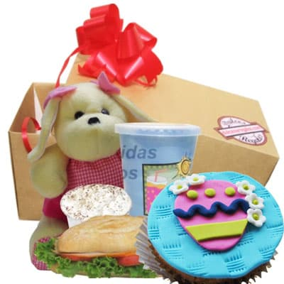 Desayuno para Pascuas - Cod:EAS15