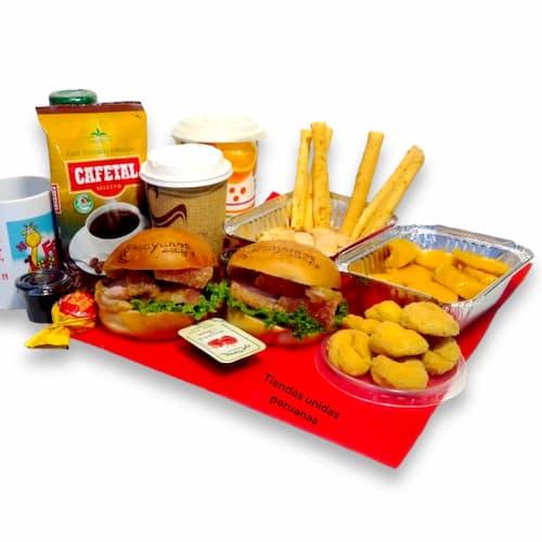 Desayunos Delivery | Desayuno Cumpleaños Domicilio - Cod:END10