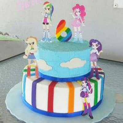 Equestria Girls!! Torta | Torta Equestria girl 07 - Whatsapp: 980-660044