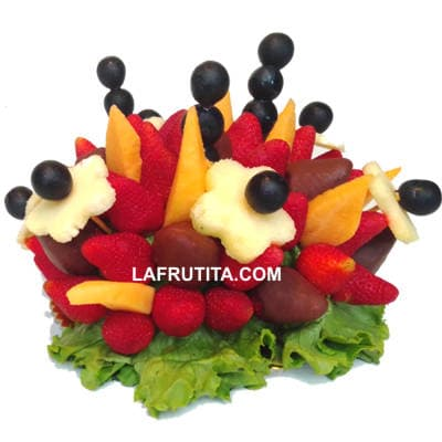 Decofruta Peru | Chocolates Delivery lima | Fresas con Chocolate a Domicilio  - Cod:FCC02