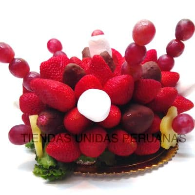 Fresas con Chocolate a Domicilio | Chocolates Delivery | La Frutita - Cod:FCC05