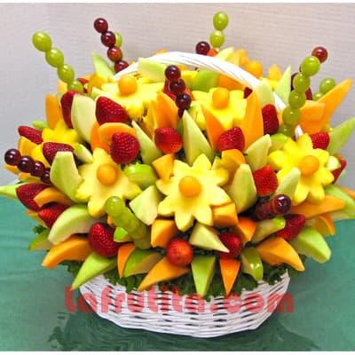 Frutero Especial con Frutas de Estacion - Cod:FCF10
