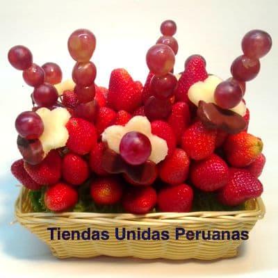 Frutero Delivery | Frutero Especial con chocolate - Cod:FCF14