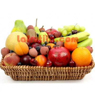 Frutero para fecha importante - Cod:FGR14