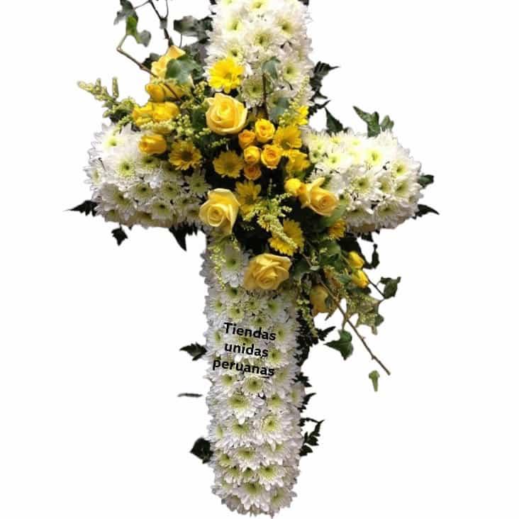 Arreglos funebres para niños | Arreglos Funebres | Funebre | Coronas fúnebres Las 24 Horas - Cod:FNB14