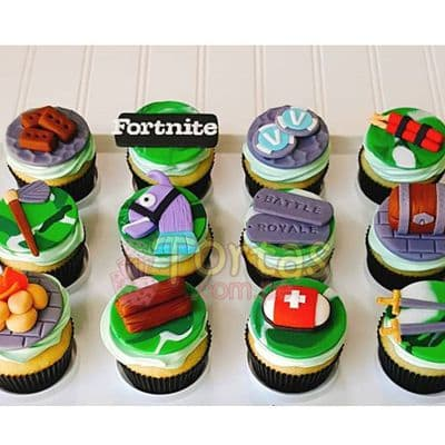 Cupcakes Fortnite  - Cod:FNC05