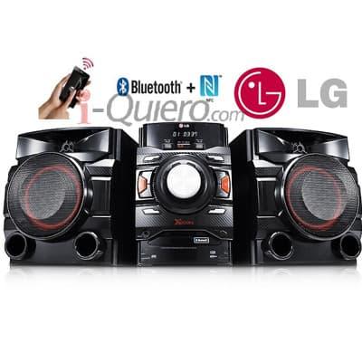 Grameco.com - Lg Compomente 460W - Codigo:FPP03 - Detalles: Minicomponente 460w Marca LG  - - Para mayores informes llamenos al Telf: 225-5120 o 476-0753.