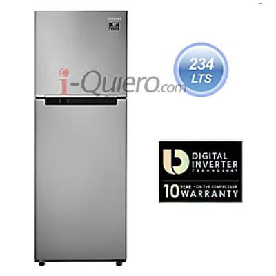 Grameco.com - Refrigerador Samsung  - Codigo:FPP04 - Detalles: 234 Litros, 2 puertas, tecnologia Multiflow - - Para mayores informes llamenos al Telf: 225-5120 o 476-0753.