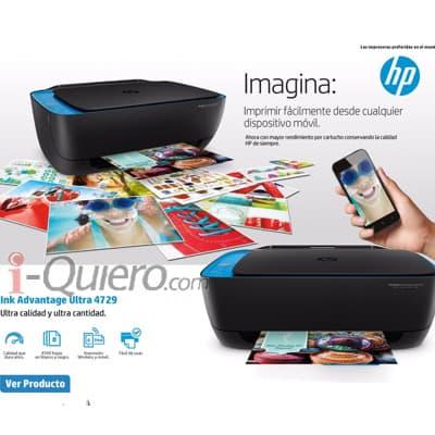 Grameco.com - Impresora HP Advantage Ultra - Codigo:FPP10 - Detalles: Imprime, copia scanea. Tintas compatibles HP 46 Imprime 4500 paginas por cartucho impresion Movil  Wifi  - - Para mayores informes llamenos al Telf: 225-5120 o 476-0753.