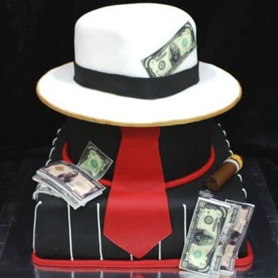 Torta Fashion Dandy | Torta de Dandy - Cod:FSH12