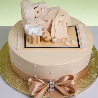 Torta Especial de Moda | Torta de Modas - Cod:FSH18