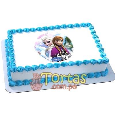 Torta Frozen | Tortas de frozen - Whatsapp: 980-660044