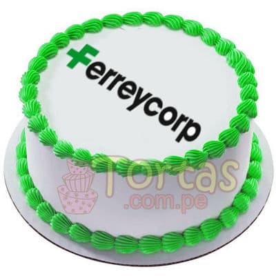Torta con FotoImpresion de 20cm diametro - Cod:FTA04