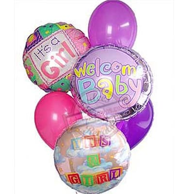 Tortas.com.pe - Bouquet de Globo 07 - Codigo:GBN07 - Detalles: Lindo detalle compuesto por 3  globos metalicos con helio, incluye globos multicolores, para ese momento tan especial. - - Para mayores informes llamenos al Telf: 225-5120 o 476-0753.