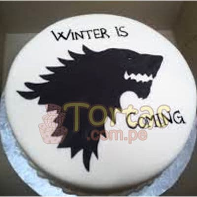 Torta Winter is Comming - Whatsapp: 980-660044