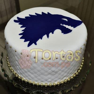Torta Invernalia - Juego de los Tronos - Cod:GFT12