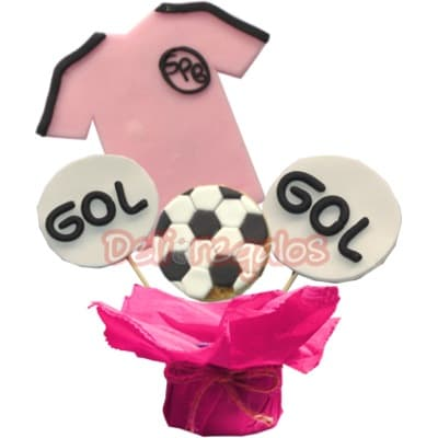 Galletas Decoradas Sport Boys - Cod:GLA19