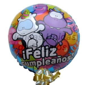 Globo Feliz Cumpleaños | Globos Metalicos - Cod:GLL06
