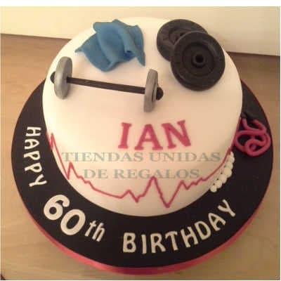 Gym Cake | torta Gimnasio | Torta Gimnasio - Whatsapp: 980-660044