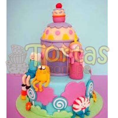 Hora de Aventura Torta Especial - Cod:HAT02