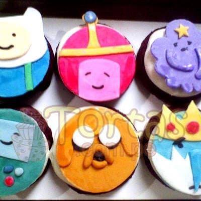 Muffins Hora de Aventura 09 - Cod:HAT09