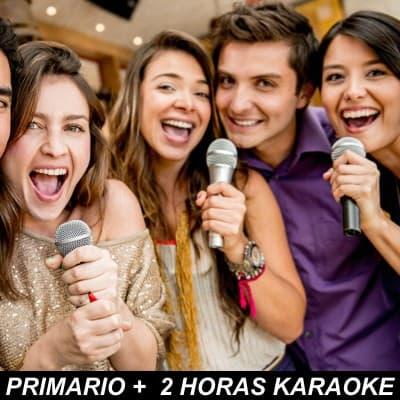 I-quiero.com - Pack Primario Karaoke - Codigo:HLK01 - Detalles: Alquiler de karaoke Primario Ten el Karaoke en tu casa  1 Parlante + Maq Karaoke + 2 Mic Alambricos + Pistas 2 hora de Servicio. El servicio se instala entre 1 y 2 horas antes del inicio del horario contratado. - - Para mayores informes llamenos al Telf: 225-5120 o 476-0753.