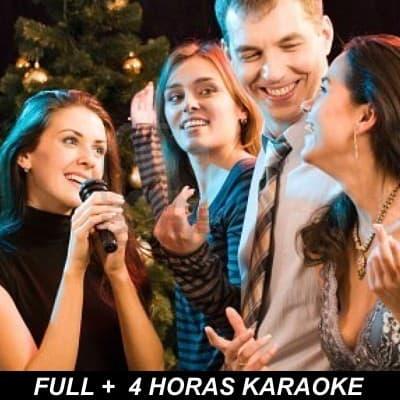 I-quiero.com - Pack Karaoke Full - Codigo:HLK02 - Detalles: Alquiler de Karaoke FULL - Servicio de 4 horas Ten el Karaoke de Viernes a Domingo. Bafle 400W + Maq Karaoke + 2 Mic + Pistas hasta por 3 horas.  Incluye Servicio de Horaloca de 1 hora de dos personajes al final de las 3 horas  - - Para mayores informes llamenos al Telf: 225-5120 o 476-0753.