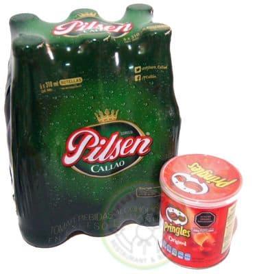 Compartimos con Pilsen | Diverchopp - Licorería Delivery, Delivery de Tragos - Cod:IDA14