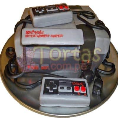 Torta Nintendo 05 | Torta NES - Cod:JVD05