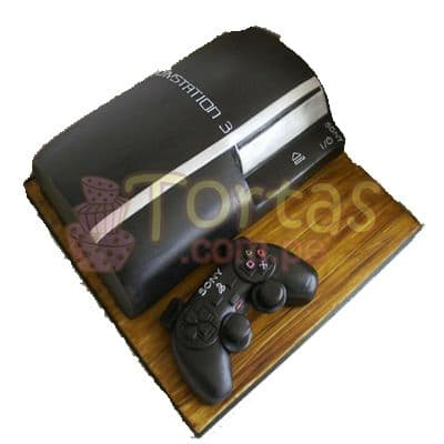 Torta PlayStation3  PS3 08 - Whatsapp: 980-660044