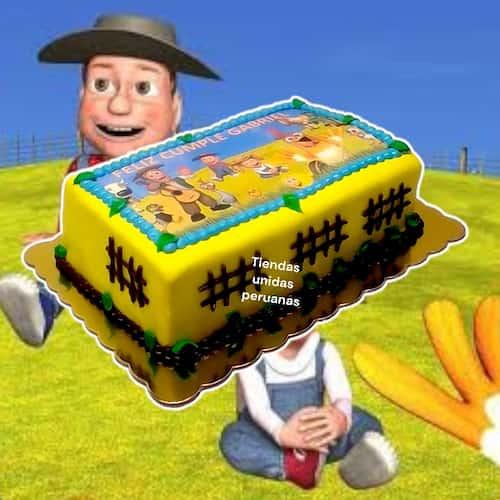 Torta Granja de Zenon | Torta de la granja de Zenon - Whatsapp: 980-660044