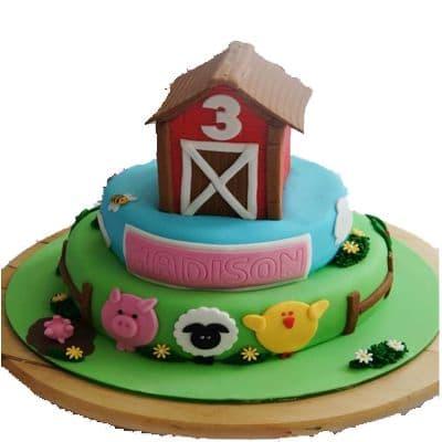 Tortas de la Granja | Torta Zenon - Cod:LGM05