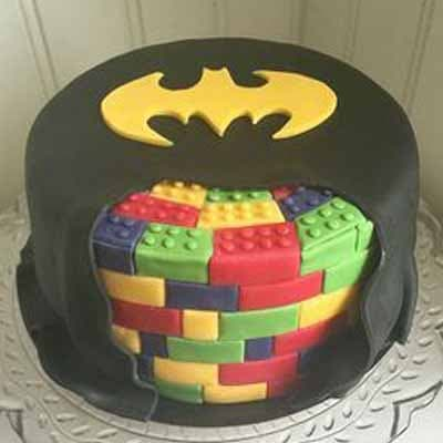 Torta Lego Batman 01 - Whatsapp: 980-660044