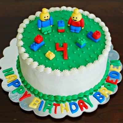 Torta Lego 09 - Whatsapp: 980-660044