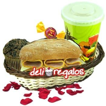 Lonche de amor | Desayunos Y Lonches Delivery - Cod:LOL02
