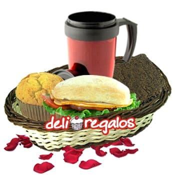 Lonche Pensando en TI | Desayunos Y Lonches Delivery - Cod:LOL03