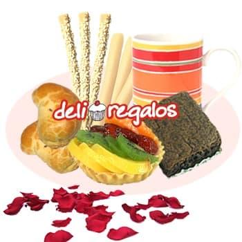 Lonche para tarde | Desayunos Y Lonches Delivery - Cod:LOL04