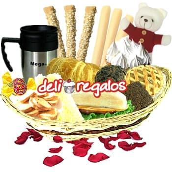 Lonche con cafe para el | Desayunos Y Lonches Delivery - Cod:LOL08