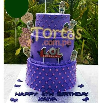 Torta LOL Surprise | Torta lol - Whatsapp: 980-660044