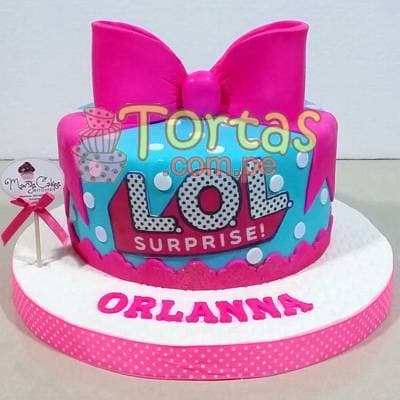 Torta Lol Fluffy Pets | Torta lol - Whatsapp: 980-660044