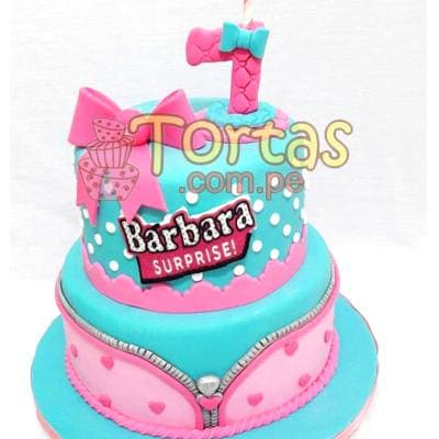 Torta LOL Surprise - Cod:ENP08